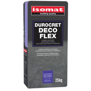 ISOMAT DUROCRET-DECO FLEX 25kg