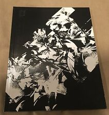 Metal Gear Solid: The Legacy Collection Exclusive Art Book Collector's Item