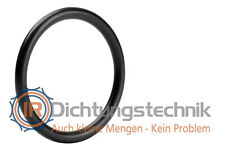 O-Ring Nullring Rundring 190,0 x 4,0 mm NBR 70 Shore A schwarz (1 St.)