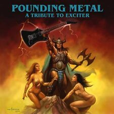 POUNDING METAL Sampler - A Tribute to EXCITER (NEW*LIM.500*RAM*RANGER*ATTACKER)
