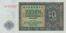 Ro.343d 10 Deutsche Mark 1948 7-stellig (1)