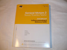 EC 2018 Mitchell General Motors Collision Estimating Manual 1500 2500 TRUCK  SUV