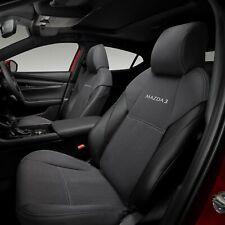 Genuine Mazda 3 BP Front Seat Cover X1 2019 Accessory Part BP11ACSCF