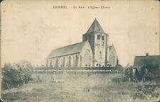 Belgium Kemmel De Kirk L Eglise