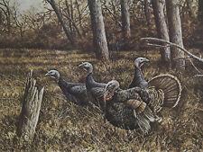 """""""Turkey"""" Unknown Artist 22x28"""""""