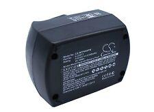 UK batterie pour Metabo BSP9.6 6.25471 6.31728 9,6 V rohs