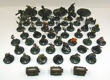Lot of 40+ MAGE KNIGHT Tabletop Miniatures Minis WizKids