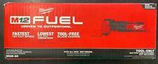 Milwaukee 2526-20 M12 FUEL BL Li-Ion Oscillating Multi-Tool (Tool Only) New