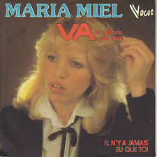 45TRS VINYL 7''/ FRENCH SP MARIA MIEL / VA