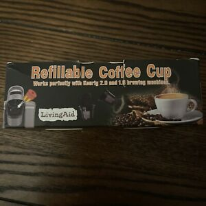3 PACK Refillable Replacement K-Cup Coffee Filter Pods for Keurig 2.0 & 1.0 USA