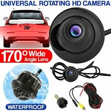 Waterproof 360° HD CCD Car Rear View Reverse Backup Parking Camera Night Vision