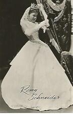 FILM & TV, Autogrammkarte: ROMY SCHNEIDER 516