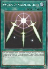 YU-GI-OH: SWORDS OF REVEALING LIGHT - YGLD-ENC25- 1st EDITION
