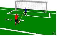 Goalkeeper Training Drills and Warm Ups