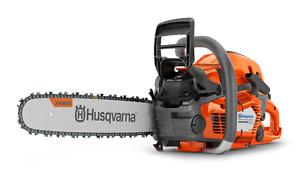 Husqvarna Motorsäge 545 II Neugerät, 38cm, 3,6 PS ,Autotune,Kette-Schwert