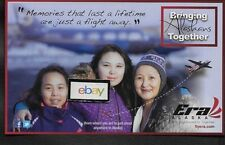 ERA ALASKA DASH 8 BRINGING ALASKANS TOGETHER AD