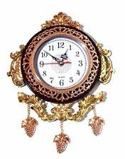 Nostalgische Orentalische Uhr Wanduhr Fluor Wohnzimmer Büro Laden Bar Cafè  Deko