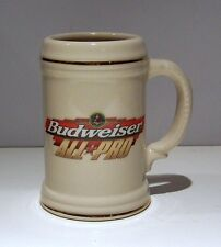 1998 ANHEUSER-BUSCH BUDWEISER ALL PRO TEAM WINNERS LIMITED EDITION STEIN - HTF