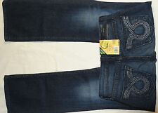 NEW Women's BIG STAR Jeans REMY BOOT LOW-RISE Sz W/24 L/32 MSRP $128
