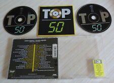 2 CD ALBUM COMPILATION TOP 50 VOLUME 3  37 TITRES 2001