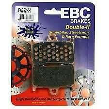 EBC FA252HH Sinterizado Pastillas De Freno Delantero Yamaha FZ6 600 S2 Naked 07-09
