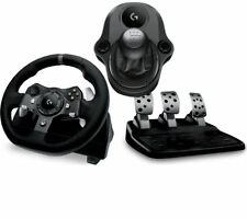 LOGITECH Driving Force G920 Wheel & Gearstick Bundle for Xbox one and PC