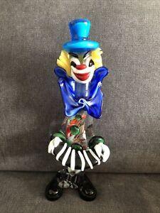 Murano Glas Clown