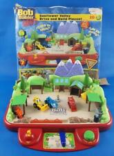 Rare Bob the Builder Sunflower Valley Drive and Build Playset. Actions & Sounds