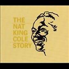 THE NAT KING COLE STORY 2 CD BOX SET (LONG BOX) New SEALED