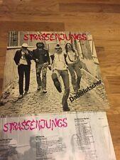 """Strassenjungs - Dauerlutscher 12"""" LP (Vinyl aus Sammlung)"""