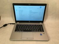 "HP EliteBook Folio 9480m 14"" Laptop Intel Core i5-4310U 2.0GHz -BOOTS - READ -RR"