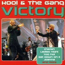 Kool & the Gang Victory (compilation, 16 tracks, incl. 7 live recordings)  [CD]