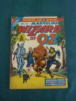 Marvelous Wizard of Oz 1975 Treasury Very Fine (8.0)