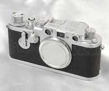 Leica IIIf Red Dial 35mm Film Camera Good Working condition from JAPAN #013324