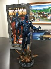"Bowen Invincible IRON MAN Stealth Version 14+"" Statue Marvel limited to 1500 NEW"