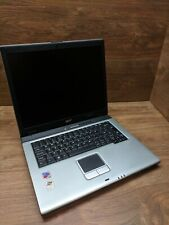 Acer TravelMate 4050 Series CL51 Silver Laptop Used