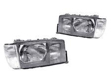 USA DEPO 84-94 Mercedes Benz W201 Euro Glass Headlights+Corner Lamps+ Fog Lights