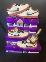 Nike SB Dunk Low Pro Muslin Hennessy BQ6817-100 Lot: 5, 5.5, 7, 8, 8.5, 11