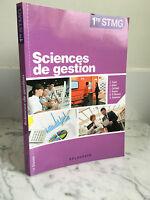 Sciences Di Gestione 1re Stmg Delagrave 2012