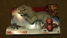 Jurassic Park mundo indominus Rex