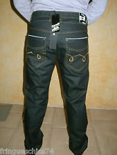 jeans encerado hombre KANABEACH ready Talla M (40-42) NUEVO ETIQUETA valor