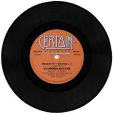 """Clarence Carter """"directa"""" con mi mente C/W que AI no lo que haces """"Soul del norte"""