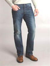 "Da Uomo Taglia 36 ""W 34"" L JC Rags PROXI Lavaggio Blu Denim Jeans House of Fraser RRP £ 100"
