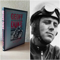 In Pursuit of Perfection, Geoff Duke, Osprey, London, 1988 [First Edition]
