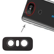 Lente BACK fotocamera vetrino CAMERA+BIADESIVO per ASUS Zenfone 6 ZS630KL l01WD
