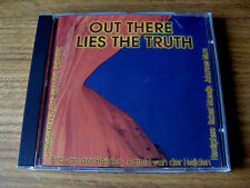 """CD Album: Out There Lies The Truth : Various Concept Tribute To The """"X Files"""""""
