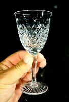 Beautiful Stuart Hardwicke Crystal Wine Glass
