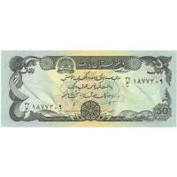 1978 AFGHANISTAN 50 AFGHANIS PICK 54 - VERY NICE CHOICE UNC BANKNOTE!-d1931csx2
