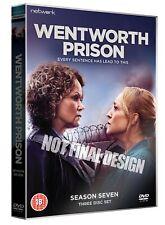 Wentworth Prison (DVD, 2019)