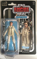 Star Wars The Black Series Princess Leia Organa (Hoth) Figure (2020, Hasbro)